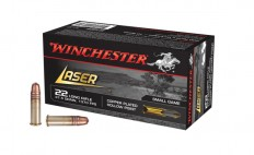 Winchester .22 LR, Laser 37,5 gr, Hollow Point